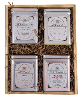 Best Sellers In Gifts Hot Tea Lovers Basket