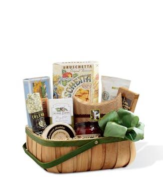 Heartfelt Sympathies Gourmet Basket