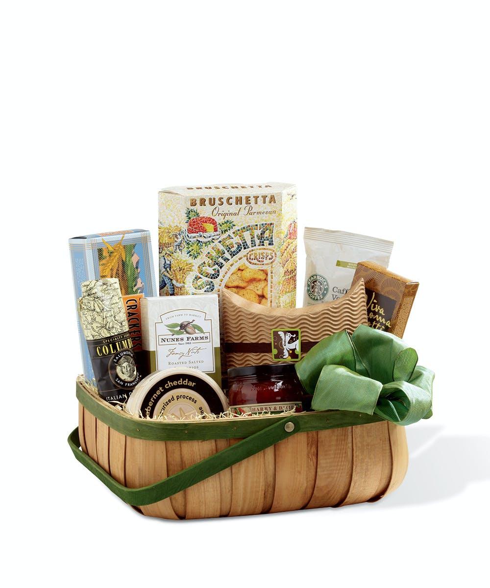 About Delivery Timing  sc 1 st  Nortonu0027s Florist & Heartfelt Sympathies Sympathy Gift Basket | Birmingham AL