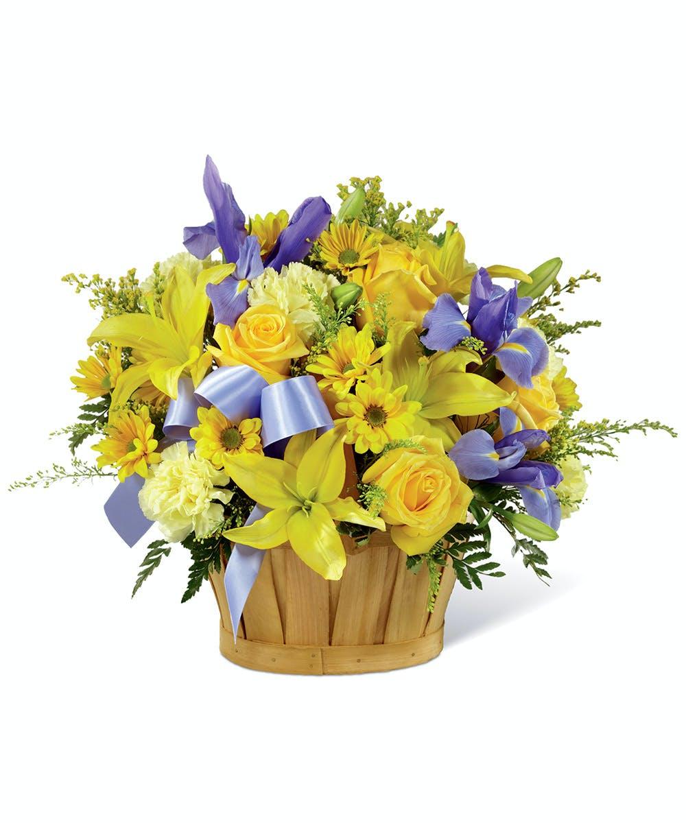 Little Boy Blue Bouquet | Birmingham AL Same Day Flowers