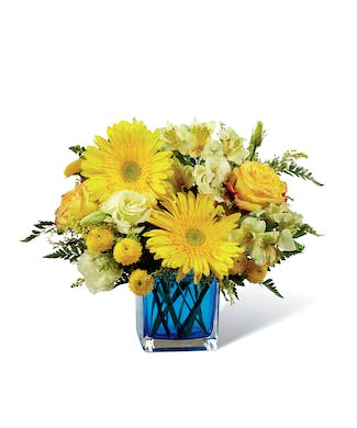 Oh Boy! New Baby Bouquet