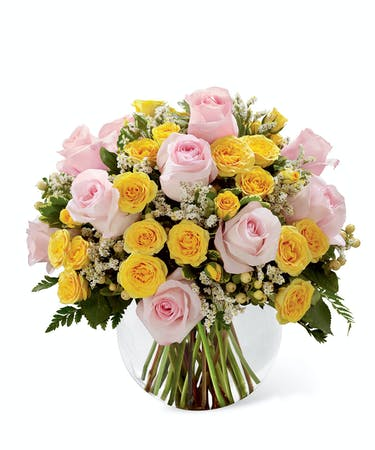 Soft serenade rose bouquet birmingham al florist about delivery timing mightylinksfo