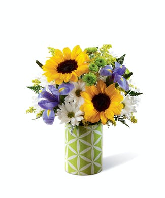 Sunflower Sweetness Bouquet