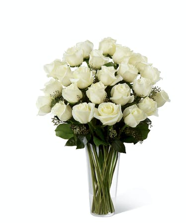 White rose bouquet birmingham al same day roses about delivery timing mightylinksfo